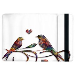 Birds Abstract Exotic Colorful Ipad Air 2 Flip
