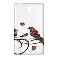 Birds Abstract Exotic Colorful Samsung Galaxy Tab 4 (7 ) Hardshell Case