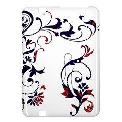 Scroll Border Swirls Abstract Kindle Fire Hd 8 9  by Nexatart