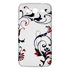 Scroll Border Swirls Abstract Samsung Galaxy Mega 5 8 I9152 Hardshell Case  by Nexatart