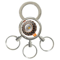Lighting Commercial Lighting 3 Ring Key Chains by Nexatart