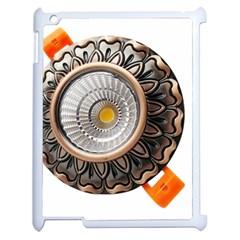 Lighting Commercial Lighting Apple Ipad 2 Case (white) by Nexatart