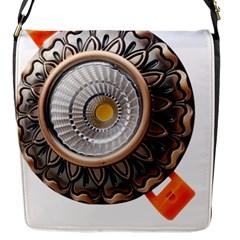 Lighting Commercial Lighting Flap Messenger Bag (s) by Nexatart