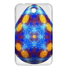 Easter Eggs Egg Blue Yellow Samsung Galaxy Tab 3 (7 ) P3200 Hardshell Case