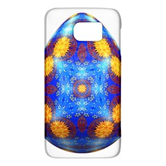Easter Eggs Egg Blue Yellow Galaxy S6