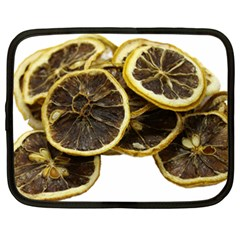 Lemon Dried Fruit Orange Isolated Netbook Case (xxl)