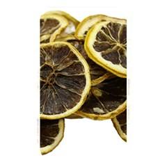 Lemon Dried Fruit Orange Isolated Memory Card Reader