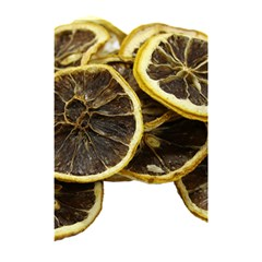 Lemon Dried Fruit Orange Isolated Shower Curtain 48  X 72  (small)  by Nexatart