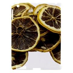 Lemon Dried Fruit Orange Isolated Apple Ipad 3/4 Hardshell Case (compatible With Smart Cover) by Nexatart