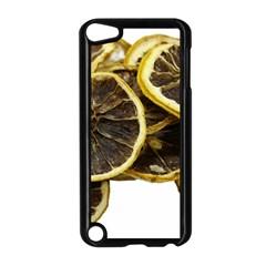Lemon Dried Fruit Orange Isolated Apple Ipod Touch 5 Case (black)