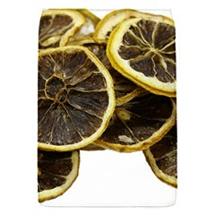 Lemon Dried Fruit Orange Isolated Flap Covers (s)  by Nexatart