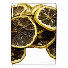 Lemon Dried Fruit Orange Isolated Ipad Air Hardshell Cases by Nexatart