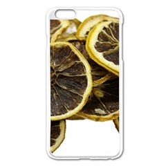 Lemon Dried Fruit Orange Isolated Apple Iphone 6 Plus/6s Plus Enamel White Case