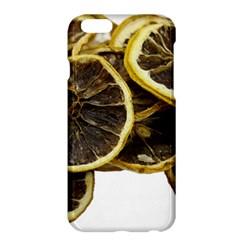 Lemon Dried Fruit Orange Isolated Apple Iphone 6 Plus/6s Plus Hardshell Case