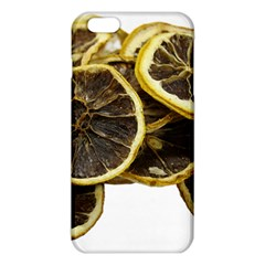 Lemon Dried Fruit Orange Isolated Iphone 6 Plus/6s Plus Tpu Case by Nexatart
