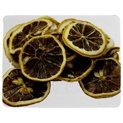 Lemon Dried Fruit Orange Isolated Jigsaw Puzzle Photo Stand (rectangular) by Nexatart