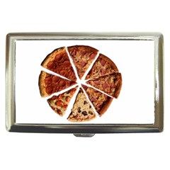 Food Fast Pizza Fast Food Cigarette Money Cases