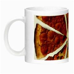 Food Fast Pizza Fast Food Night Luminous Mugs