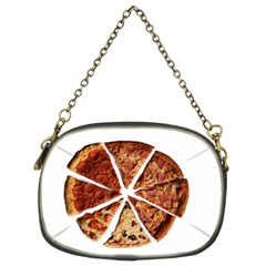 Food Fast Pizza Fast Food Chain Purses (two Sides)  by Nexatart