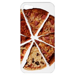 Food Fast Pizza Fast Food Apple Iphone 5 Hardshell Case by Nexatart