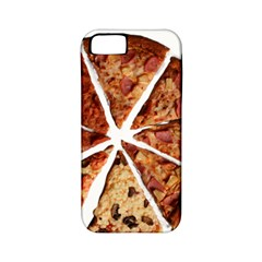 Food Fast Pizza Fast Food Apple Iphone 5 Classic Hardshell Case (pc+silicone) by Nexatart