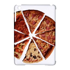 Food Fast Pizza Fast Food Apple Ipad Mini Hardshell Case (compatible With Smart Cover)