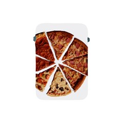 Food Fast Pizza Fast Food Apple Ipad Mini Protective Soft Cases by Nexatart