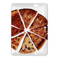 Food Fast Pizza Fast Food Kindle Fire HDX 8.9  Hardshell Case by Nexatart