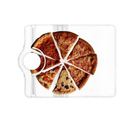 Food Fast Pizza Fast Food Kindle Fire Hd (2013) Flip 360 Case by Nexatart