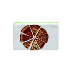 Food Fast Pizza Fast Food Cosmetic Bag (xs) by Nexatart