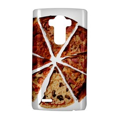 Food Fast Pizza Fast Food Lg G4 Hardshell Case by Nexatart