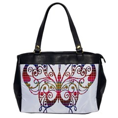 Butterfly Nature Abstract Beautiful Office Handbags