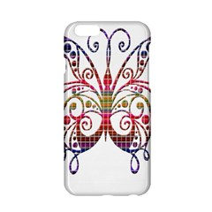 Butterfly Nature Abstract Beautiful Apple Iphone 6/6s Hardshell Case