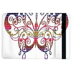 Butterfly Nature Abstract Beautiful Ipad Air 2 Flip