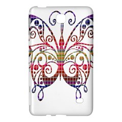 Butterfly Nature Abstract Beautiful Samsung Galaxy Tab 4 (7 ) Hardshell Case  by Nexatart