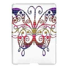 Butterfly Nature Abstract Beautiful Samsung Galaxy Tab S (10 5 ) Hardshell Case  by Nexatart