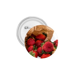 Strawberries Fruit Food Delicious 1 75  Buttons by Nexatart