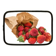 Strawberries Fruit Food Delicious Netbook Case (medium)