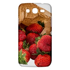 Strawberries Fruit Food Delicious Samsung Galaxy Mega 5 8 I9152 Hardshell Case  by Nexatart