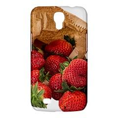 Strawberries Fruit Food Delicious Samsung Galaxy Mega 6 3  I9200 Hardshell Case by Nexatart