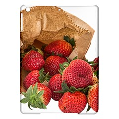 Strawberries Fruit Food Delicious Ipad Air Hardshell Cases by Nexatart