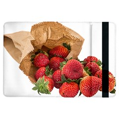 Strawberries Fruit Food Delicious Ipad Air Flip