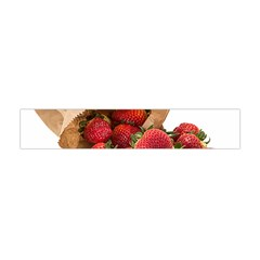 Strawberries Fruit Food Delicious Flano Scarf (mini)