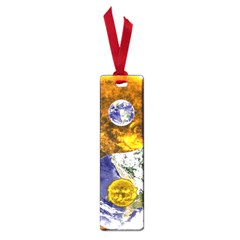 Design Yin Yang Balance Sun Earth Small Book Marks