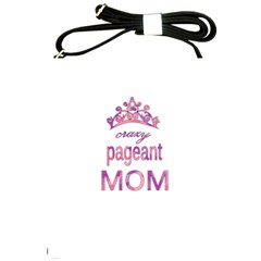 Crazy Pageant Mom Shoulder Sling Bags by Valentinaart