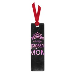 Crazy Pageant Mom Small Book Marks by Valentinaart