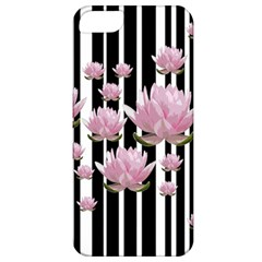 Namaste   Lotus Apple Iphone 5 Classic Hardshell Case by Valentinaart