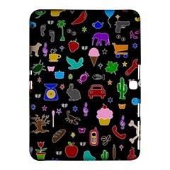 Rebus Samsung Galaxy Tab 4 (10 1 ) Hardshell Case  by Valentinaart