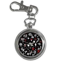 Rebus Key Chain Watches by Valentinaart