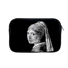 The Girl With The Pearl Earring Apple Macbook Pro 13  Zipper Case by Valentinaart